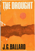 Books:First Editions, J. G. Ballard. The Drought. London: Jonathan Cape, [1965].First edition, first printing. Octavo. 252 pages. Publish...
