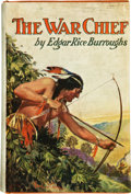 Books:First Editions, Edgar Rice Burroughs. The War Chief. Chicago: McClurg,[1927]. First edition. Octavo. 383 pages. Publisher's orange ...