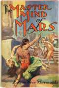 Books:First Editions, Edgar Rice Burroughs. The Master Mind of Mars. Chicago:McClurg, 1928. First edition. Octavo. 312 pages. Publish...