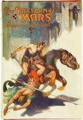 Books:First Editions, Edgar Rice Burroughs. The Chessmen of Mars. Chicago:McClurg, 1922. First edition. Octavo. 375 pages. Publisher'...