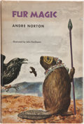 Books:Signed Editions, Andre Norton. Fur Magic. Cleveland: World Publishing Company, [1968]. First edition. Signed by the author. Publi...