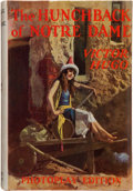 Books:Horror & Supernatural, Victor Hugo. The Hunchback of Notre Dame. [New York]: A. L. Burt Company, n.d. Photoplay edition. Publisher's bindin...