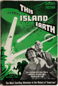 Books:Signed Editions, Raymond F. Jones. This Island Earth. Chicago: Shasta Publishers, [circa 1955]. Later printing. Inscribed by the pu...
