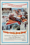 "Movie Posters:Fantasy, Chitty Chitty Bang Bang (United Artists, 1969). One Sheet (27"" X41"") Style B. Fantasy.. ..."