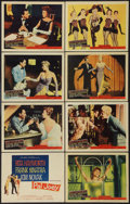 "Movie Posters:Musical, Pal Joey (Columbia, 1957). Lobby Card Set of 8 (11"" X 14""). Musical.. ... (Total: 8 Items)"