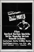 """Movie Posters:Crime, The Godfather Part II (Paramount, 1974). One Sheet (27"""" X 41"""").Crime.. ..."""