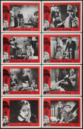 """Movie Posters:Thriller, The Nanny (20th Century Fox, 1965). Lobby Card Set of 8 (11"""" X 14""""). Thriller.. ... (Total: 8 Items)"""