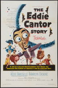 """Movie Posters:Drama, The Eddie Cantor Story (Warner Brothers, 1953). One Sheet (27"""" X 41""""). Drama.. ..."""