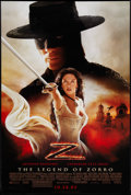 "Movie Posters:Adventure, The Legend of Zorro and Other Lot (Columbia, 2005). One Sheets (2)(27"" X 40"") DS Advance and Regular. Adventure.. ... (Total: 2Items)"