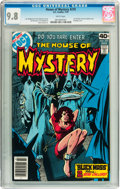 Bronze Age (1970-1979):Horror, House of Mystery #270 (DC, 1979) CGC NM/MT 9.8 White pages....
