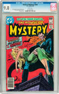 Modern Age (1980-Present):Horror, House of Mystery #290 (DC, 1981) CGC NM/MT 9.8 White pages....