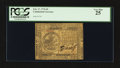 Colonial Notes:Continental Congress Issues, Continental Currency February 17, 1776 $5 PCGS Very Fine 25.. ...