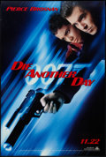 """Movie Posters:James Bond, Die Another Day (MGM, 2002). One Sheet (27"""" X 40"""") SS Advance.James Bond.. ..."""