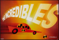 """Movie Posters:Animated, The Incredibles (Buena Vista, 2004). One Sheets (3) (27"""" X 40"""") SS Advance. Animated.. ... (Total: 3 Items)"""