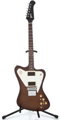 Musical Instruments:Electric Guitars, 1966 Gibson Firebird Sunburst Solid Body Electric Guitar ...