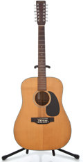 Musical Instruments:Acoustic Guitars, 1970's Takamine F-335 Natural 12 String Acoustic Guitar#78030906...