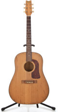 Musical Instruments:Acoustic Guitars, Recent Washburn D-30 Natural Acoustic Guitar Serial Number#864765...