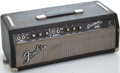 Musical Instruments:Amplifiers, PA, & Effects, 1960's Fender Bassman Blackface Amplifier Head #A25445...