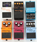 Musical Instruments:Amplifiers, PA, & Effects, Boss Effects Pedal Lot Effect Pedal ...