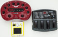 Musical Instruments:Amplifiers, PA, & Effects, Line 6 POD, DOD 4X, Korg Effects Pedal Lot...