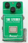 Musical Instruments:Amplifiers, PA, & Effects, Ibanez TS-808 Tubecreamer Effect Pedal #129286...
