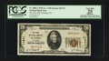 National Bank Notes:Colorado, Fleming, CO - $20 1929 Ty. 1 The First NB Ch. # 11571. ...