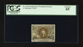 Fractional Currency:Second Issue, Fr. 1233 5¢ Second Issue PCGS Gem New 65.. ...
