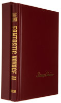 Books:Signed Editions, Isaac Asimov. Fantastic Voyage II: Destination Brain. New York: Doubleday, 1987. First edition, limited to 450 c...
