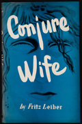 Books:First Editions, Fritz Leiber. Conjure Wife. New York: Twayne, [1953]. Firstedition, first printing. Octavo. 154 pages. Publishe...