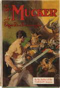 Books:First Editions, Edgar Rice Burroughs. The Mucker. Chicago: A. C. McClurg & Co., 1921. First edition. Octavo. 414 pages. Five plates ...