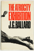 Books:First Editions, J. G. Ballard. The Atrocity Exhibition. London: JonathanCape, [1970]. First edition, first printing. Octavo. 15...