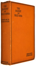 Books:Science Fiction & Fantasy, Edgar Rice Burroughs. The Bandit of Hell's Bend. London: Methuen & Co. Ltd., [1926]. First British edition. Octa...