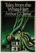 Books:Science Fiction & Fantasy, Arthur C. Clarke. Tales from the White Hart. London: Sidgwick and Jackson, [1972]. First British edition. Sign...
