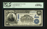 Helena, AR - $10 1902 Date Back Fr. 618 The First NB Ch. # (S)3662