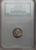 Early Half Dimes: , 1795 H10C --Holed, Mount Removed--NCS. VG Details. NGC Census:(4/320). PCGS Population (10/490). Mintage: 78,600. Numismedi...