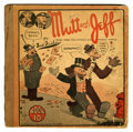Platinum Age (1897-1937):Miscellaneous, Mutt and Jeff Book 10 (Cupples & Leon, 1925) Condition: VG....