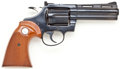 Handguns:Double Action Revolver, Colt Diamondback Double Action Revolver....
