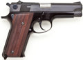 Handguns:Semiautomatic Pistol, Smith and Wesson Model 59 Semi-Automatic Pistol....