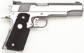 Handguns:Semiautomatic Pistol, Boxed Colt Model 1911 Gold Cup Trophy Semi-Automatic Pistol....
