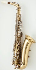 Musical Instruments:Horns & Wind Instruments, 1959 Conn Shooting Star Brass Alto Saxophone #735321...