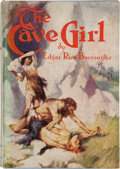 Books:First Editions, Edgar Rice Burroughs. The Cave Girl. Chicago: A. C. McClurg& Co., 1925. First edition. Octavo. 323 pages. Frontispi...