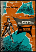Books:Signed Editions, Wilson Tucker. The City In the Sea. New York: Rinehart, [1951]. First edition, first printing. Inscribed by Tucker...