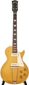 Musical Instruments:Electric Guitars, 1952 Gibson Les Paul Goldtop Solid Body Electric Guitar, #N/A....