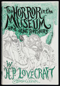 Books:Signed Editions, H. P. Lovecraft. The Horror in the Museum and Other Revisions. Sauk City: Arkham House, 1970. First edition. Title p...