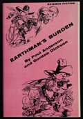 Books:First Editions, Poul Anderson and Gordon R. Dickson. Earthman's Burden. NewYork: Gnome Press, [1957]. First edition. Inscribed to...