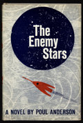 Books:Science Fiction & Fantasy, Poul Anderson. The Enemy Stars. Philadelphia and New York: J. B. Lippincott Company, [1958]. First edition. Octa...