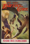 Books:Science Fiction & Fantasy, Edgar Rice Burroughs. At the Earth's Core. London: Methuen& Co. Ltd., [1923]. First British edition. From the...