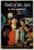 Books:Signed Editions, Poul Anderson. Vault of the Ages. Philadelphia: John C.Winston Company, [1952]. First edition. Signed by Anderson...