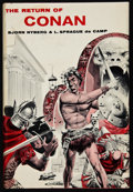 Books:Science Fiction & Fantasy, Bjorn Nyberg. The Return of Conan. With the Collaboration of L. Sprague de Camp Based upon and Continuing the Co...