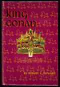 Books:Science Fiction & Fantasy, Robert E. Howard. King Conan. The Hyborean Age. NewYork: Gnome Press, Inc., [1953]. First edition, first printi...
